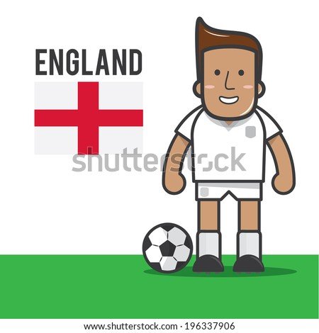 england soccer player  national