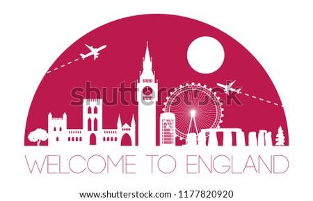england top famous landmark