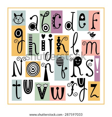 Stylish Pics of Alphabet n English Alphabet Cute Stylish