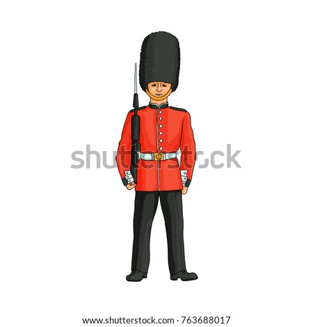 english  british royal guard