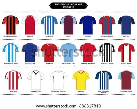 english football clubs    home
