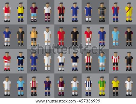 english football team kit