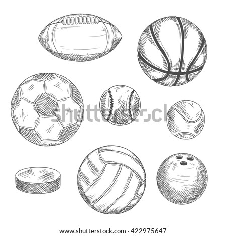 engraving sketches of sporting