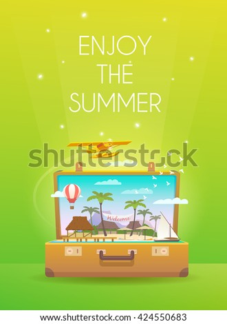 enjoy the summertravel