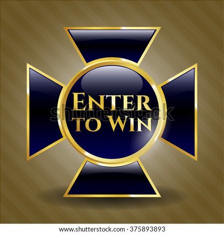 Enter to Win shiny badge