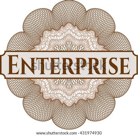 Enterprise rosette
