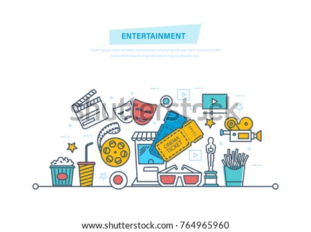 entertainment  cinema and film