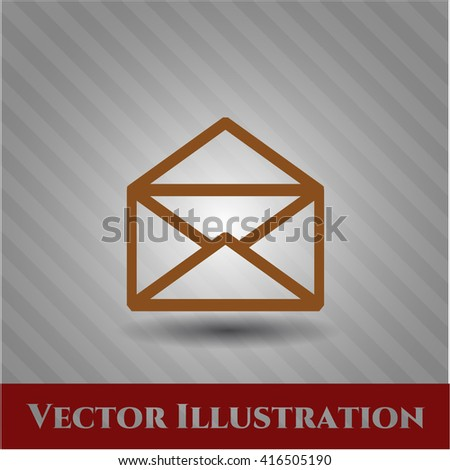 Envelope vector icon