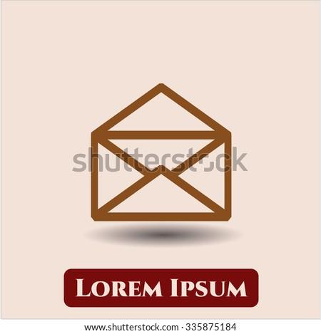 Envelope vector symbol