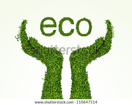 environmental care  the hands