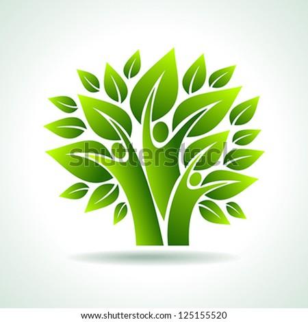 environmental idea vector