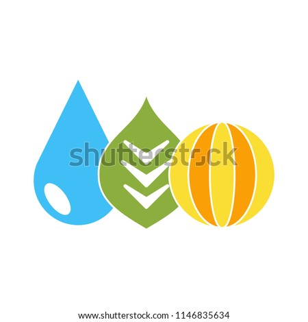 environmentally friendly icon, nature, environment protection, recycle, sustainability, tree, earth, ecology
