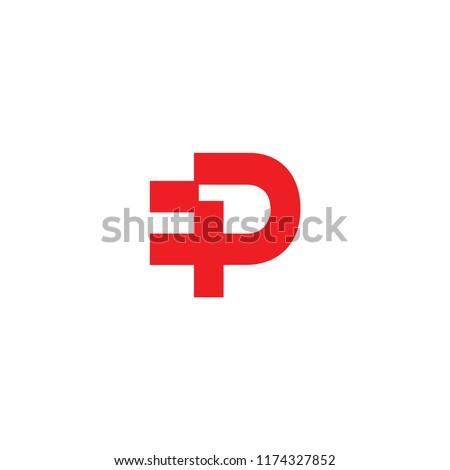 ep letter logo