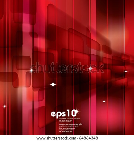 EPS10 abstract background