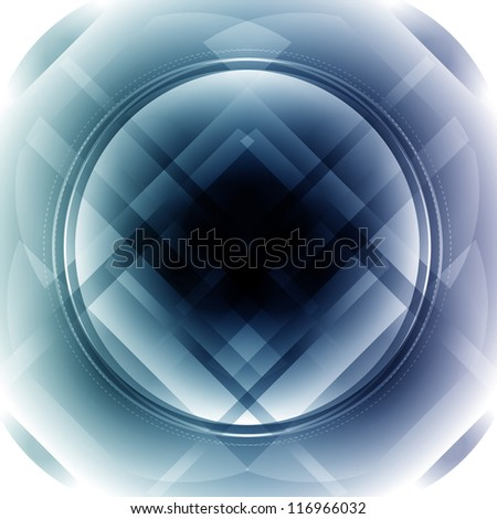 EPS10 Abstract Circle Vector Background
