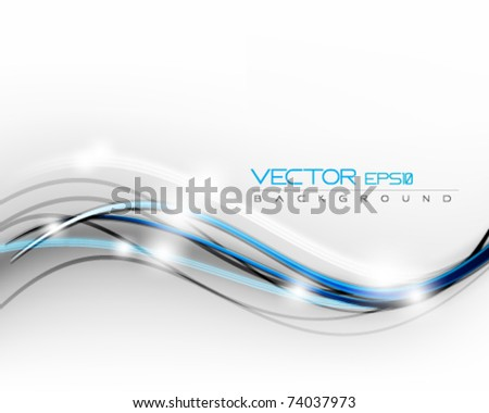 eps10 abstract wave vector background
