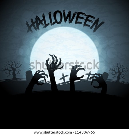eps 10 halloween background