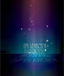 EPS 10 shiny vector background