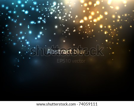 EPS10 vector abstract blur #74059111