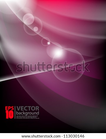 eps10 vector abstract elegant wave background