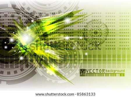eps10 vector abstract futuristic design