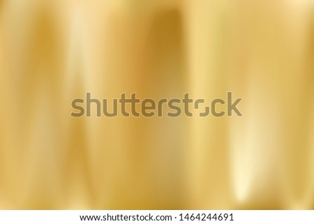 Eps10 vector backdrop for posters. Vector backdrop design for banners. Gold gradient rich background. Colorful gradient vector background.