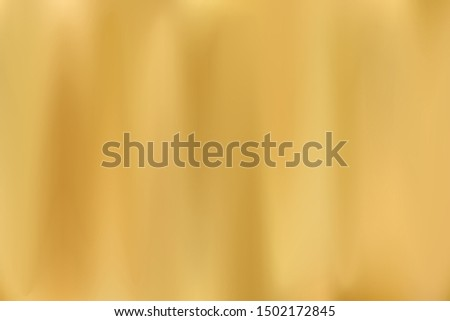 Eps10 vector backdrop for posters. Vector backdrop design for banners. Gold gradient rich background. Soft colors gradient background.