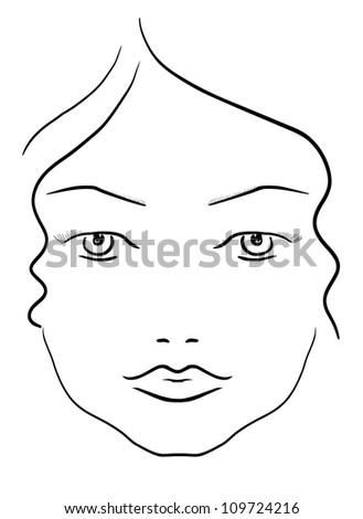 make up pattern scheme of