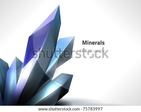 eps10 vector minerals