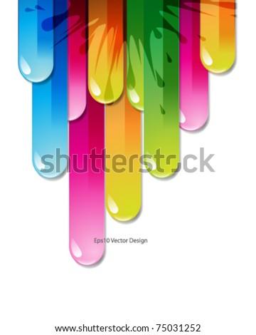 eps10 vector multicolor