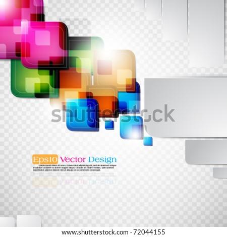 eps10 vector multicolor concept