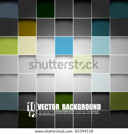 eps10 vector seamless blocks structure background