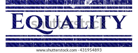 Equality jean background