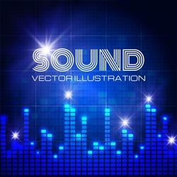 Equalizer. Vector illustration