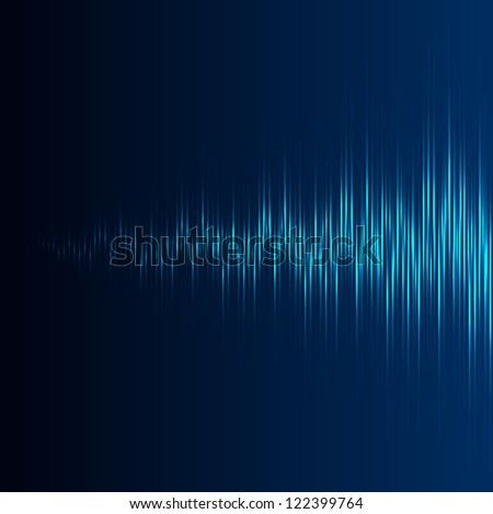 equalizer with increasing wave