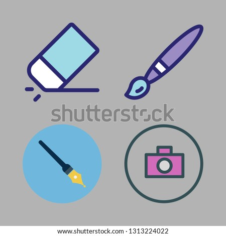 equipment icons set. vector set about [ iconsRandom] icons set.
