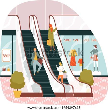 escalator staircase  elevator