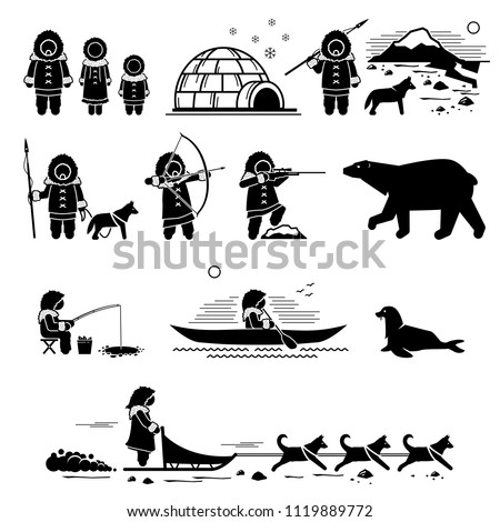 eskimo people  lifestyle  and
