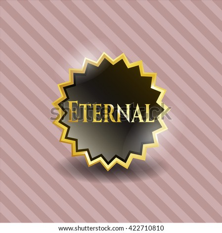 Eternal shiny badge