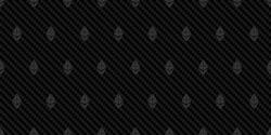 Ethereum logo on carbon fiber backgrounds, Cryptocurrency background image.