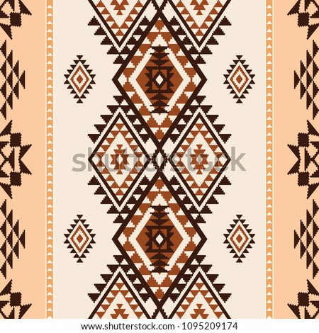 ethnic geometric abstract