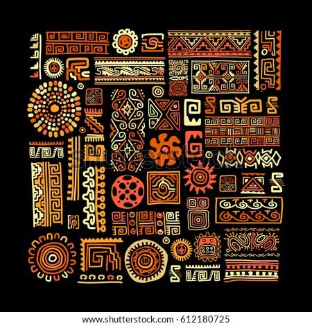 ethnic handmade ornament for...