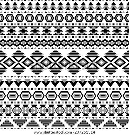 Aztec Pattern Free Vector Art  15247 Free Downloads
