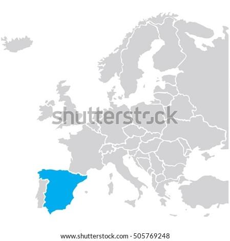 eu europa vector