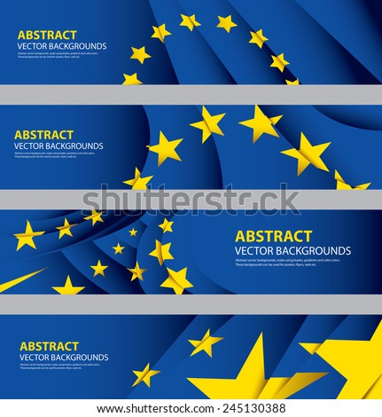 eu flag collection  european