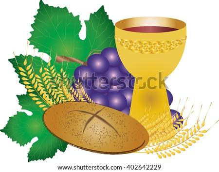 Free Eucharist Vector Download Free Vector Art Stock Graphics