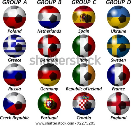 Euro 2012 Group