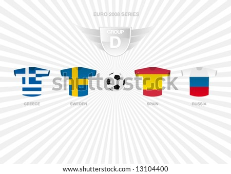 EURO 2008 Series - Group D