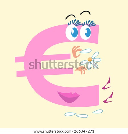 euro sign national currency