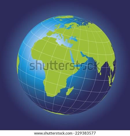 europe map europe  africa